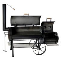 "Barbecue Smoker  20"" Championship Longhorn"